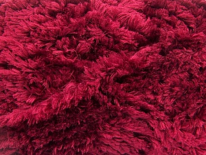 Fiber Content 100% Micro Fiber, Brand ICE, Burgundy, Yarn Thickness 6 SuperBulky  Bulky, Roving, fnt2-58819