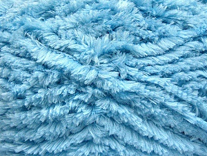 Fiber Content 100% Micro Fiber, Brand ICE, Baby Blue, Yarn Thickness 6 SuperBulky  Bulky, Roving, fnt2-58823