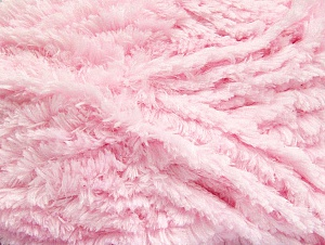Fiber Content 100% Micro Fiber, Brand ICE, Baby Pink, Yarn Thickness 6 SuperBulky  Bulky, Roving, fnt2-58825