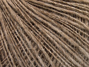 Fiber Content 50% Wool, 40% Acrylic, 10% Polyamide, Brand ICE, Camel Melange, Yarn Thickness 2 Fine  Sport, Baby, fnt2-58967
