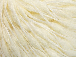 Fiber Content 50% Wool, 50% Polyamide, Brand ICE, Cream, Yarn Thickness 3 Light  DK, Light, Worsted, fnt2-59042