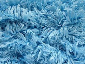 Fiber Content 100% Micro Fiber, Light Blue, Brand Ice Yarns, Yarn Thickness 6 SuperBulky Bulky, Roving, fnt2-59062