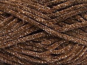 Fiber Content 75% Micro Fiber, 25% Acrylic, White, Brand ICE, Brown, Yarn Thickness 4 Medium  Worsted, Afghan, Aran, fnt2-59323