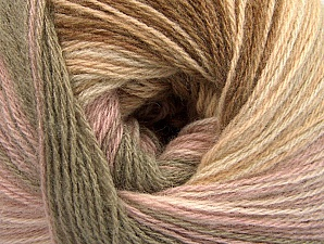 Fiber Content 60% Acrylic, 20% Angora, 20% Wool, Pink, Brand ICE, Camel, Brown Shades, Yarn Thickness 2 Fine  Sport, Baby, fnt2-59750