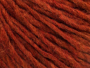 Fiber Content 50% Acrylic, 50% Wool, Brand ICE, Copper, Yarn Thickness 4 Medium  Worsted, Afghan, Aran, fnt2-59822
