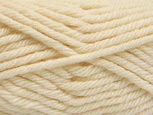 Fiber Content 100% Acrylic, Light Cream, Brand Ice Yarns, Yarn Thickness 6 SuperBulky Bulky, Roving, fnt2-59999