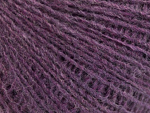 Fiber Content 50% Wool, 50% Acrylic, Lavender, Brand ICE, Yarn Thickness 2 Fine  Sport, Baby, fnt2-60033