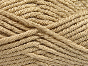 Fiber Content 100% Acrylic, Brand ICE, Beige, Yarn Thickness 6 SuperBulky  Bulky, Roving, fnt2-60215