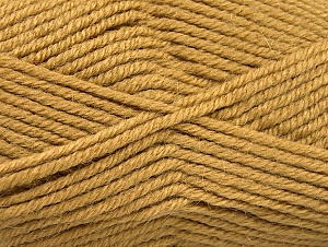 Fiber Content 50% Acrylic, 25% Alpaca, 25% Wool, Brand ICE, Cafe Latte, Yarn Thickness 5 Bulky  Chunky, Craft, Rug, fnt2-60858