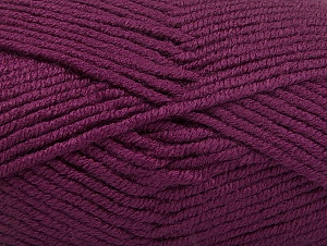 Fiber Content 100% Acrylic, Purple, Brand ICE, Yarn Thickness 5 Bulky  Chunky, Craft, Rug, fnt2-60930