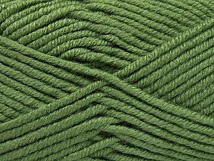 Fiber Content 100% Acrylic, Khaki, Brand ICE, Yarn Thickness 5 Bulky  Chunky, Craft, Rug, fnt2-60934