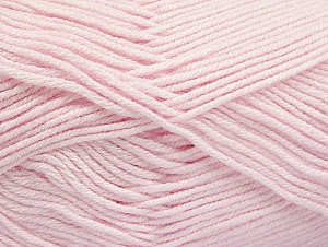 Fiber Content 60% Bamboo, 40% Polyamide, Brand ICE, Baby Pink, Yarn Thickness 2 Fine  Sport, Baby, fnt2-61332