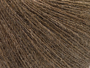 Fiber Content 50% Wool, 50% Acrylic, Brand ICE, Brown, fnt2-61771