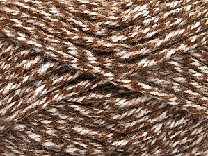 Fiber Content 100% Acrylic, Brand ICE, Cream, Brown, fnt2-61999