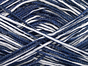 Contenido de fibra 50% Algodón, 50% Poliamida, White, Brand ICE, Blue, fnt2-62200