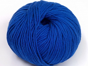 Fiber Content 50% Cotton, 50% Acrylic, Brand ICE, Dark Blue, fnt2-62422