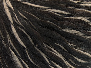 Fiber Content 100% Acrylic, Brand ICE, Black, Beige, fnt2-62494