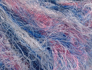 Fiber Content 100% Polyamide, Pink, Brand ICE, Blue Shades, fnt2-62504