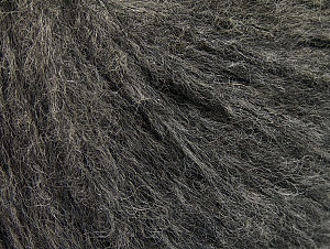 Fiber Content 44% Wool, 38% Acrylic, 18% Polyamide, Brand ICE, Grey, fnt2-62671