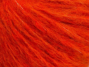 İçerik 44% Yün, 38% Akrilik, 18% Polyamid, Orange, Brand Ice Yarns, Yarn Thickness 4 Medium Worsted, Afghan, Aran, fnt2-62674