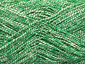 Fiber Content 60% Cotton, 28% Viscose, 10% Polyamide, White, Brand ICE, Green, fnt2-62695