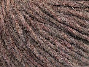 Fiber Content 50% Merino Wool, 25% Acrylic, 25% Alpaca, Brand ICE, Camel Melange, fnt2-62707