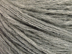 Fiber Content 50% Wool, 50% Acrylic, Light Grey, Brand ICE, fnt2-62710
