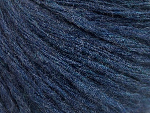 Περιεχόμενο ίνας 50% Ακρυλικό, 50% Μαλλί, Navy, Brand ICE, Yarn Thickness 4 Medium  Worsted, Afghan, Aran, fnt2-62716