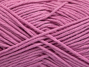 Fiber Content 50% Cotton, 50% Acrylic, Orchid, Brand ICE, fnt2-62752