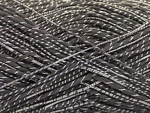 Fiber Content 65% Acrylic, 35% Viscose, Brand ICE, Dark Grey, Yarn Thickness 2 Fine  Sport, Baby, fnt2-62758