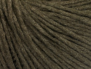 Fiber Content 35% Cotton, 35% Acrylic, 30% Wool, Khaki, Brand ICE, fnt2-62790