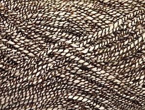Contenido de fibra 66% Algodón, 5% Poliamida, 29% Viscosa, Brand ICE, Cream, Brown, fnt2-62804