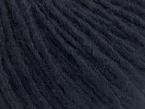 Fiberinnehåll 50% Akryl, 50% Ull, Brand ICE, Dark Navy, fnt2-62842