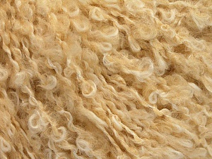 Fiber Content 47% Wool, 21% Cotton, 20% Polyamide, 12% Viscose, Brand ICE, Cream, fnt2-62844