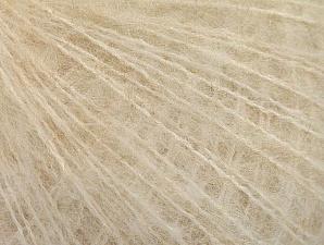 Fiber Content 34% Acrylic, 26% Wool, 24% Polyamide, 16% Viscose, Brand ICE, Cream, fnt2-62864