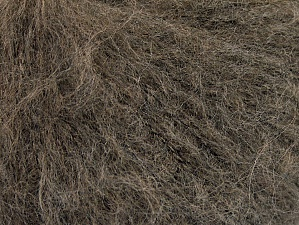 Fiber Content 34% Acrylic, 26% Wool, 24% Polyamide, 16% Viscose, Brand ICE, Dark Camel, fnt2-62914