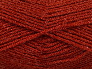 Fiber Content 50% Acrylic, 50% Wool, Brand ICE, Copper, fnt2-62918