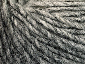 Fiber Content 50% Wool, 50% Acrylic, Brand ICE, Grey Shades, fnt2-62989