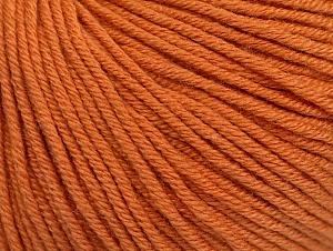 Fiber Content 60% Cotton, 40% Acrylic, Brand ICE, Copper, fnt2-62996