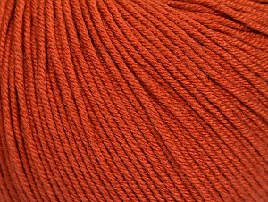 Fiber Content 60% Cotton, 40% Acrylic, Brand ICE, Copper, fnt2-62997