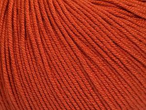 Fiber Content 60% Cotton, 40% Acrylic, Brand ICE, Copper, fnt2-62997