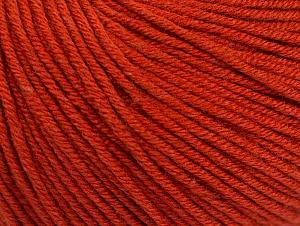 Contenido de fibra 60% Algodón, 40% Acrílico, Marsala Red, Brand ICE, fnt2-63010
