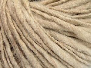 Fiber Content 55% Acrylic, 45% Wool, Brand ICE, Ecru, fnt2-63053