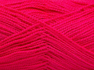 Vezelgehalte 100% Acryl, Brand ICE, Gipsy Pink, Yarn Thickness 1 SuperFine  Sock, Fingering, Baby, fnt2-63093
