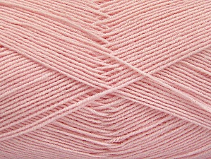 Περιεχόμενο ίνας 55% Βαμβάκι, 45% Ακρυλικό, Brand ICE, Baby Pink, Yarn Thickness 1 SuperFine  Sock, Fingering, Baby, fnt2-63119