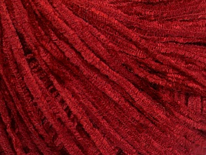 Fiber Content 100% Polyester, Brand ICE, Dark Red, Yarn Thickness 1 SuperFine  Sock, Fingering, Baby, fnt2-63202