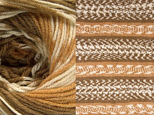 Fiberinnehåll 70% Akryl, 30% Ull, Light Brown, Brand ICE, Cream, Camel, Yarn Thickness 3 Light  DK, Light, Worsted, fnt2-63206