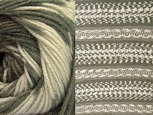 Fiberinnehåll 70% Akryl, 30% Ull, Khaki, Brand ICE, Cream, Beige, Yarn Thickness 3 Light  DK, Light, Worsted, fnt2-63212