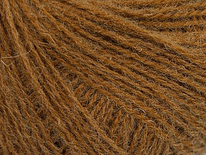Fiber Content 50% Acrylic, 50% Wool, Light Brown, Brand ICE, Yarn Thickness 2 Fine  Sport, Baby, fnt2-63293