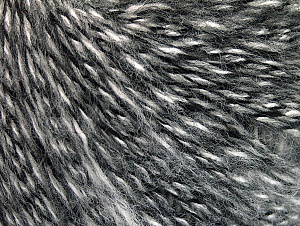 Fiber Content 50% Acrylic, 50% Wool, Brand ICE, Grey Shades, fnt2-63350